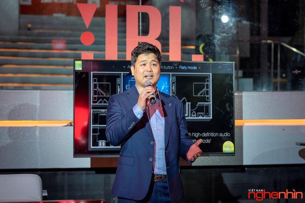 Tnương hiệu âm thanh JBL chính thức ra mắt tại Việt Nam ảnh 1