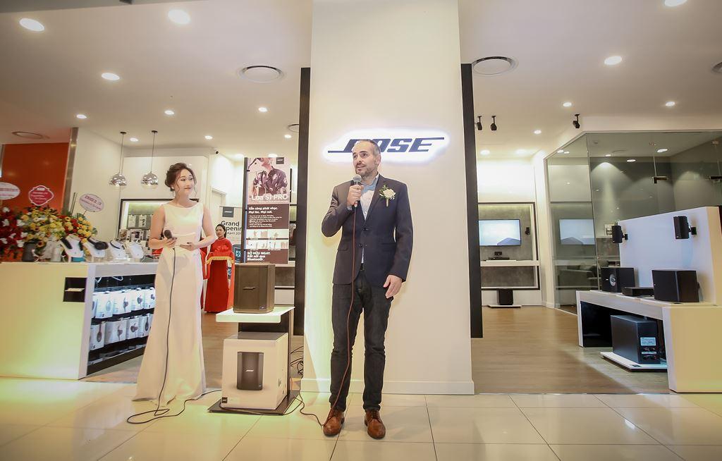 Bose khai trương của hàng chuẩn quốc tế đầu tiên tại Hà Nội ảnh 22