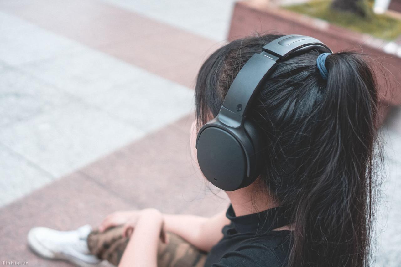 Tai nghe Skullcandy Venue cho bạn trẻ hiện đại, chống ồn, nghe hay