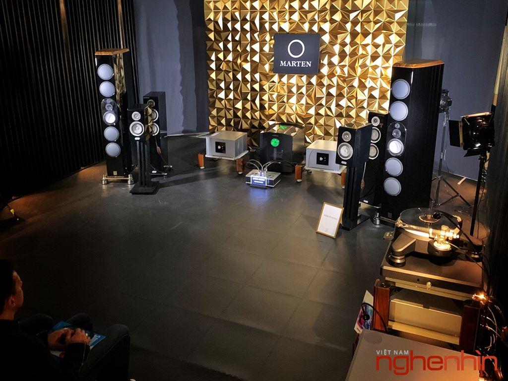 Trải nghiệm phòng nghe Marten Design tại Munich 2019 với 3 thiết kế loa mới ảnh 1