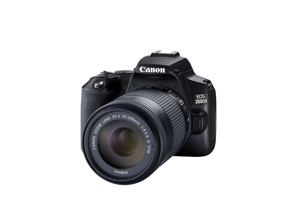 Canon ra mắt mẫu máy ảnh mới EOS 200D II với mức giá 16,5 triệu đồng ảnh 3
