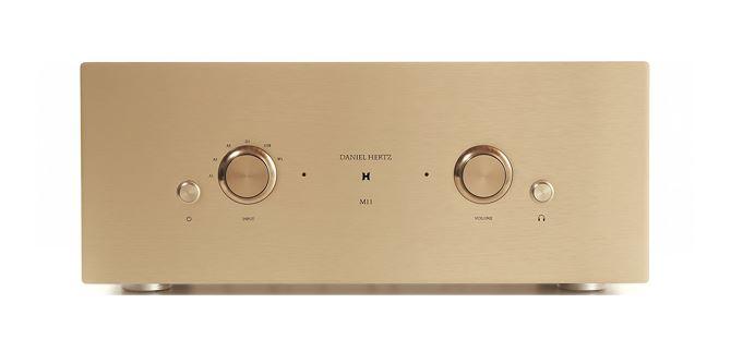 Daniel Hertz M11 - Độc đáo với thiết kế ampli mới nhất của huyền thoại Mark Levinson ảnh 3