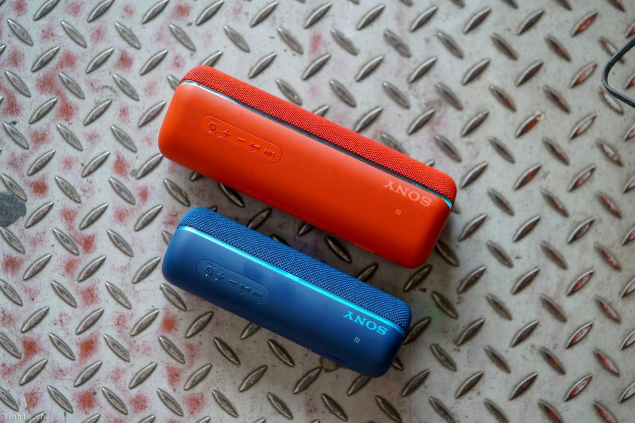 oa di động Sony EXTRA BASS SRS-XB22 và XB32 - Thiết kế đẹp hơn, chất âm sôi động