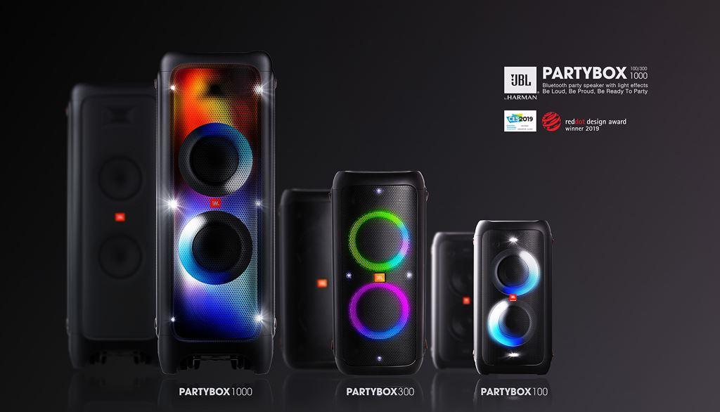 JBL Partybox 1000 – Loa trình diễn công suất 1.1kW, tích hợp bàn DJ Launch- Pad ảnh 3