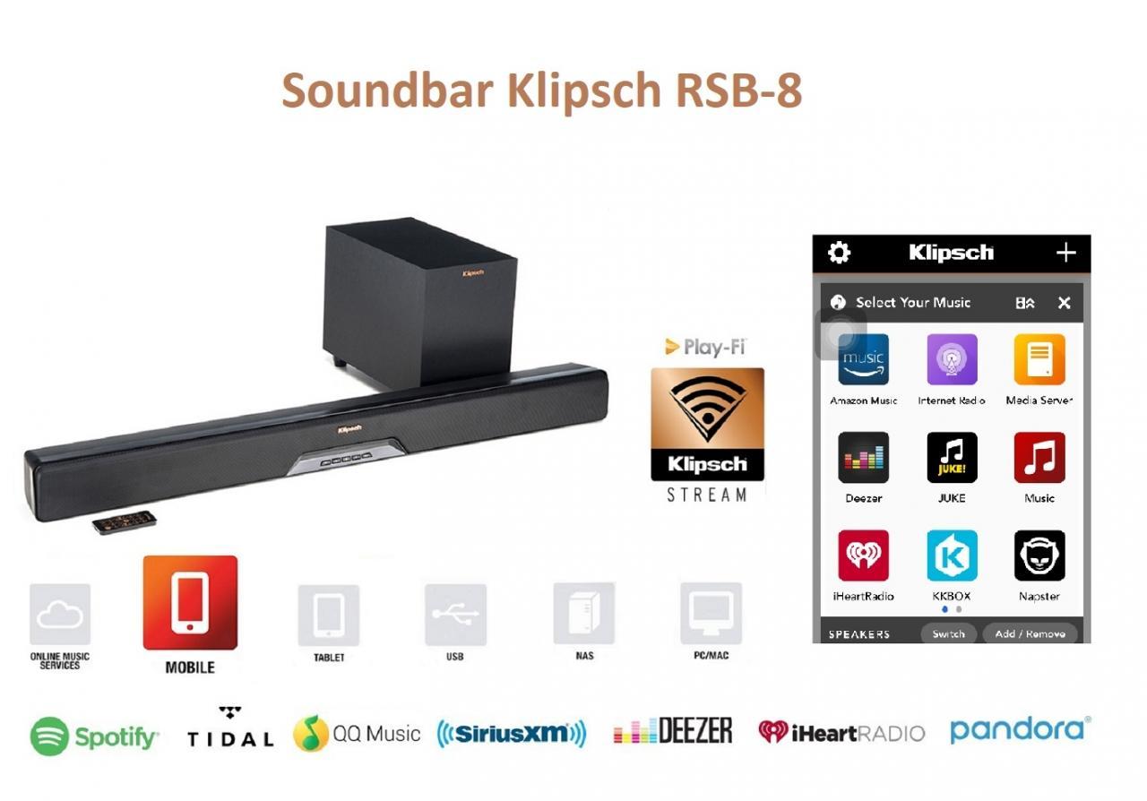 Dàn máy Soundbar Internet - Cổ tích thời công nghệ số