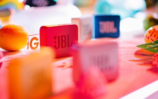 Thương hiệu âm thanh JBL chính thức ra mắt tại thị trường Việt Nam