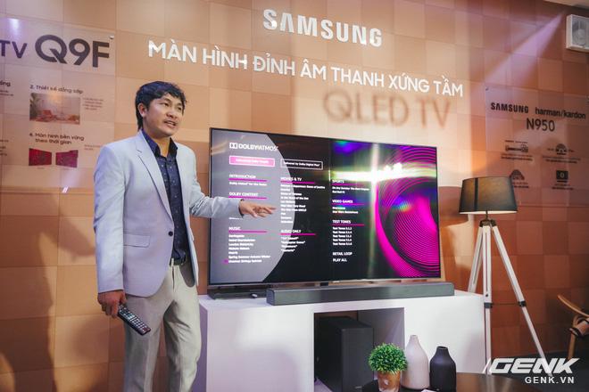 Samsung chính thức giới thiệu TV khung tranh The Frame 2.0 và loa Sound Bar HW-N950 đến người dùng Việt Nam - Ảnh 14.