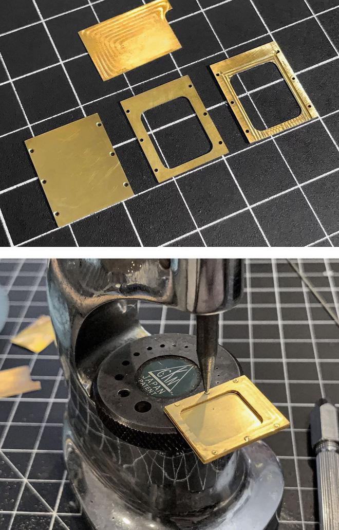 Đây là chiếc máy ảnh gấp hoạt động được nhỏ nhất Thế giới, không lớn hơn một đồng xu mấy - Ảnh 3.