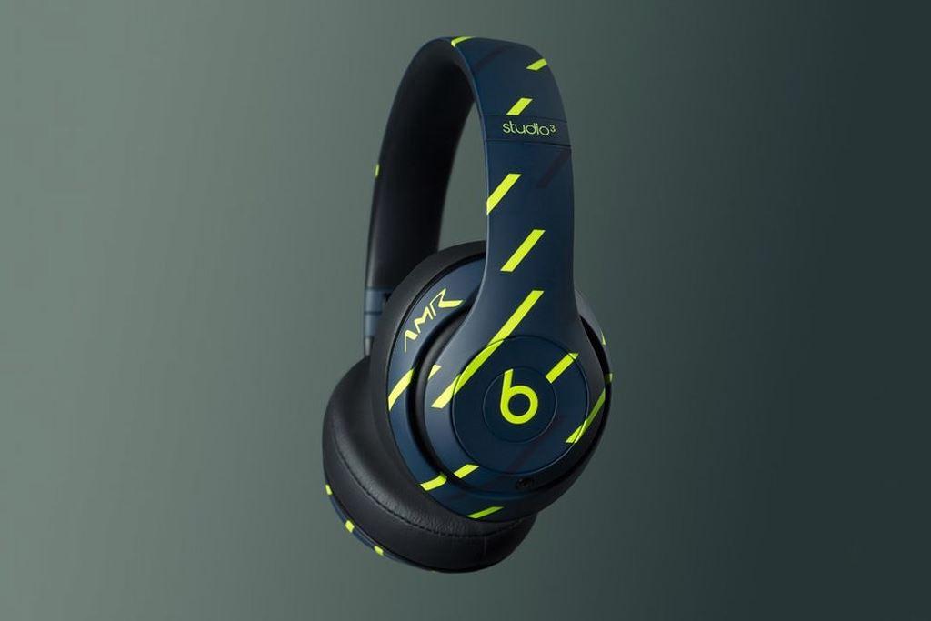 Beats hợp tác Aston Martin tạo nên Studio3 phiên bản siêu hiếm dành cho tay đua ảnh 7