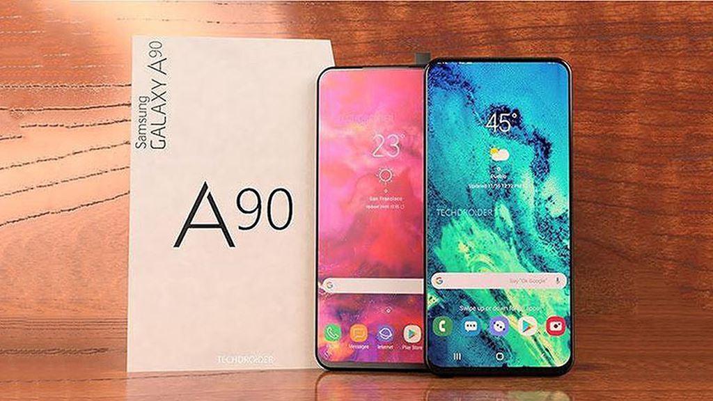 Galaxy A90 5G dùng chip Snapdragon 855 đạt điểm số khủng trên Geekbench ảnh 1
