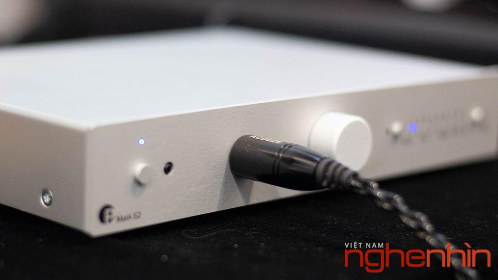 Pro-Ject MAIA S2: amply nhỏ gọn cho hệ thống Hi-Fi tại gia ảnh 2