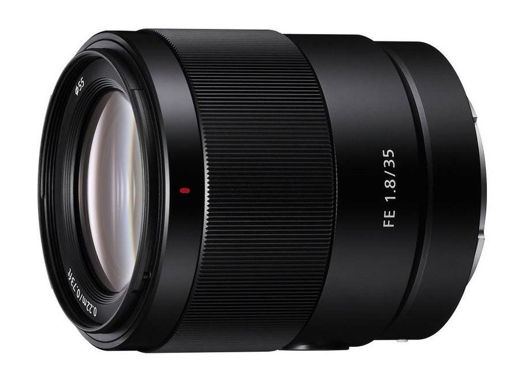 Sony ra mắt ống kính FE 35mm F/1.8 (SEL35F18F): lựa chọn hấp dẫn cho máy full-frame ảnh 1