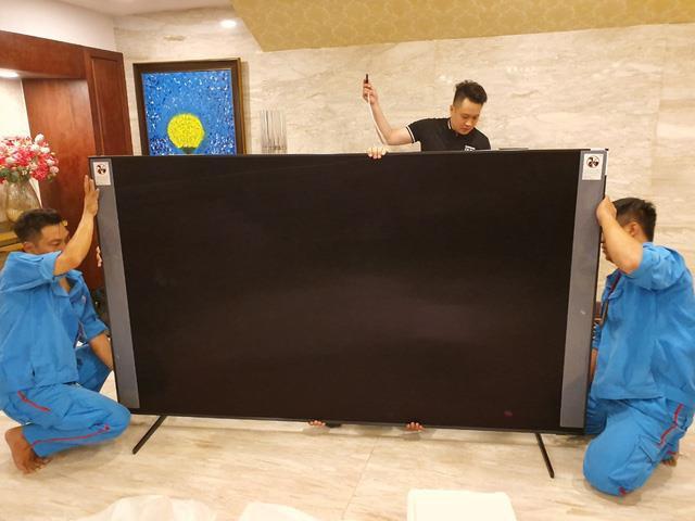 Ai sẽ là người tiếp theo sở hữu chiếc TV QLED 8K quý tộc này? - Ảnh 1.