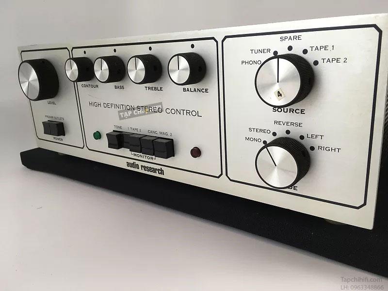 ampli audio reseach sp3