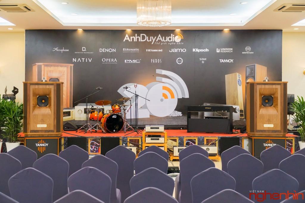 Anh Duy Audio - phòng trưng bày lớn nhất AV Show 2019 ảnh 1