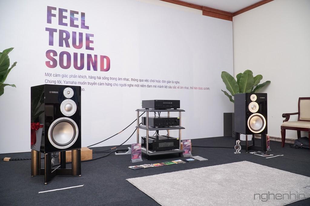 """Phối ghép """"luxury retro"""" của Yamaha Audio – Bình dị nhưng trình diễn cực kỳ ấn tượng tại AV Show 2019 ảnh 6"""