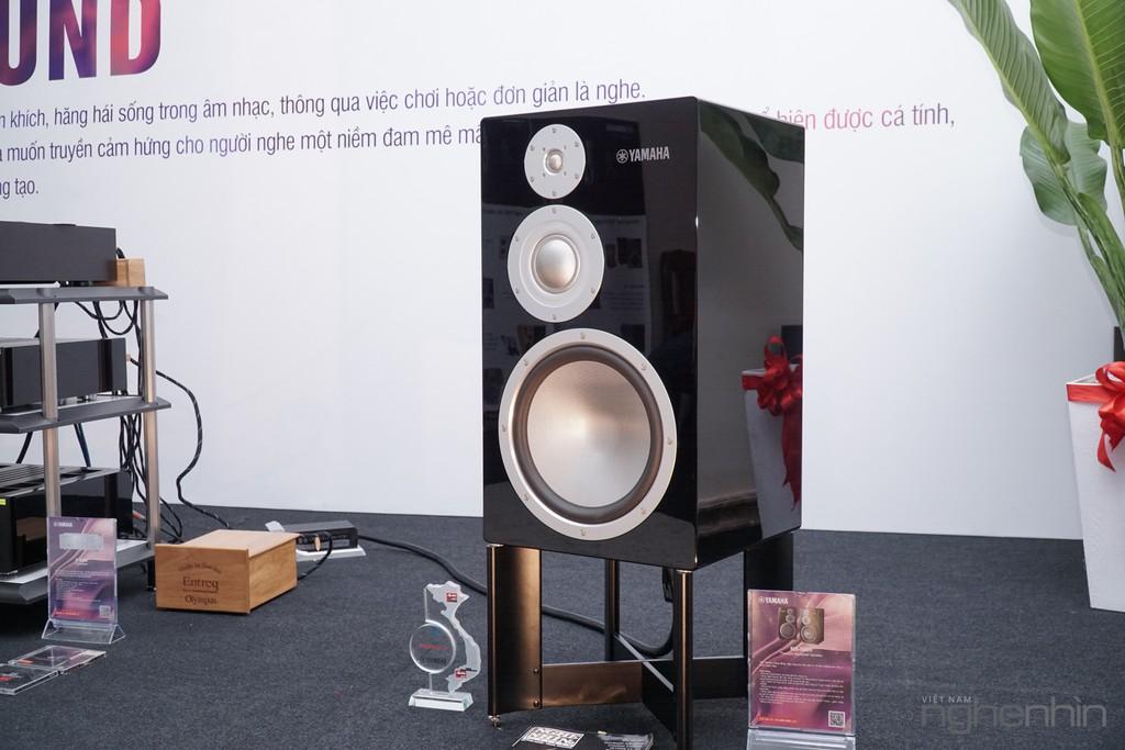 """Phối ghép """"luxury retro"""" của Yamaha Audio – Bình dị nhưng trình diễn cực kỳ ấn tượng tại AV Show 2019 ảnh 2"""