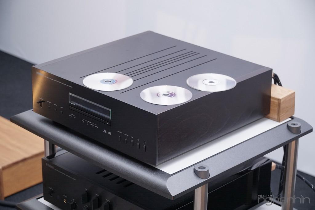 """Phối ghép """"luxury retro"""" của Yamaha Audio – Bình dị nhưng trình diễn cực kỳ ấn tượng tại AV Show 2019 ảnh 3"""