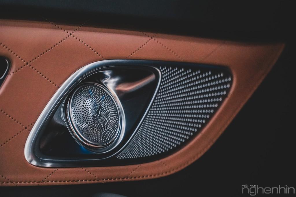 """""""Nội soi"""" những dàn âm thanh hi-end cực đỉnh bên trong những mẫu xe sang bậc nhất triển lãm Vietnam Motor Show 2019 ảnh 10"""