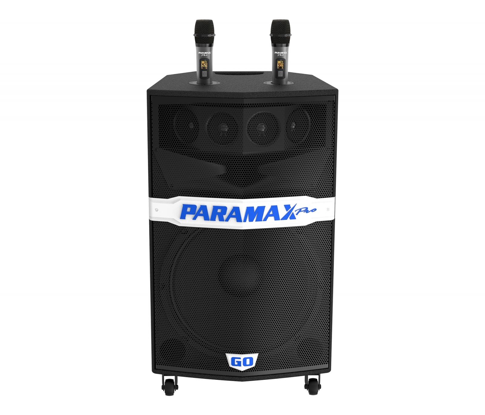 Ra mắt loa di dong PARAMAX GO-300 trên thị trường