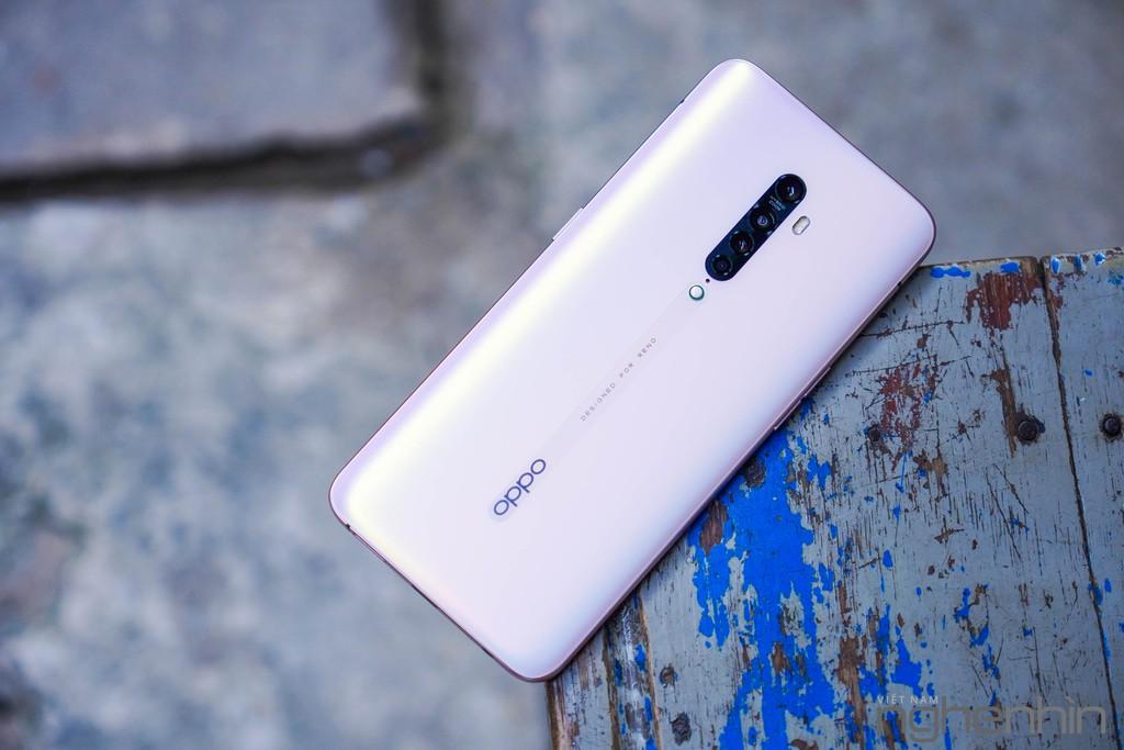 Mở hộp Oppo Reno 2: thiết kế đẹp, độc đáo, nâng cấp camera và hiệu năng! ảnh 1
