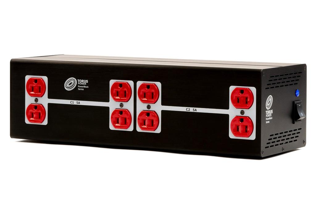 AVR Elite Series - Dòng biến áp cách li đầu bảng mới của Torus Power, nâng cấp ổn định điện thế, kết nối Wifi ảnh 5