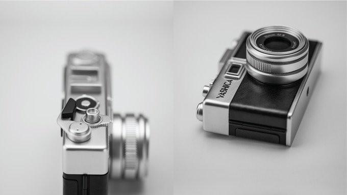 Yashica giới thiệu Y35: máy ảnh số mang linh hồn máy ảnh cơ ảnh 6