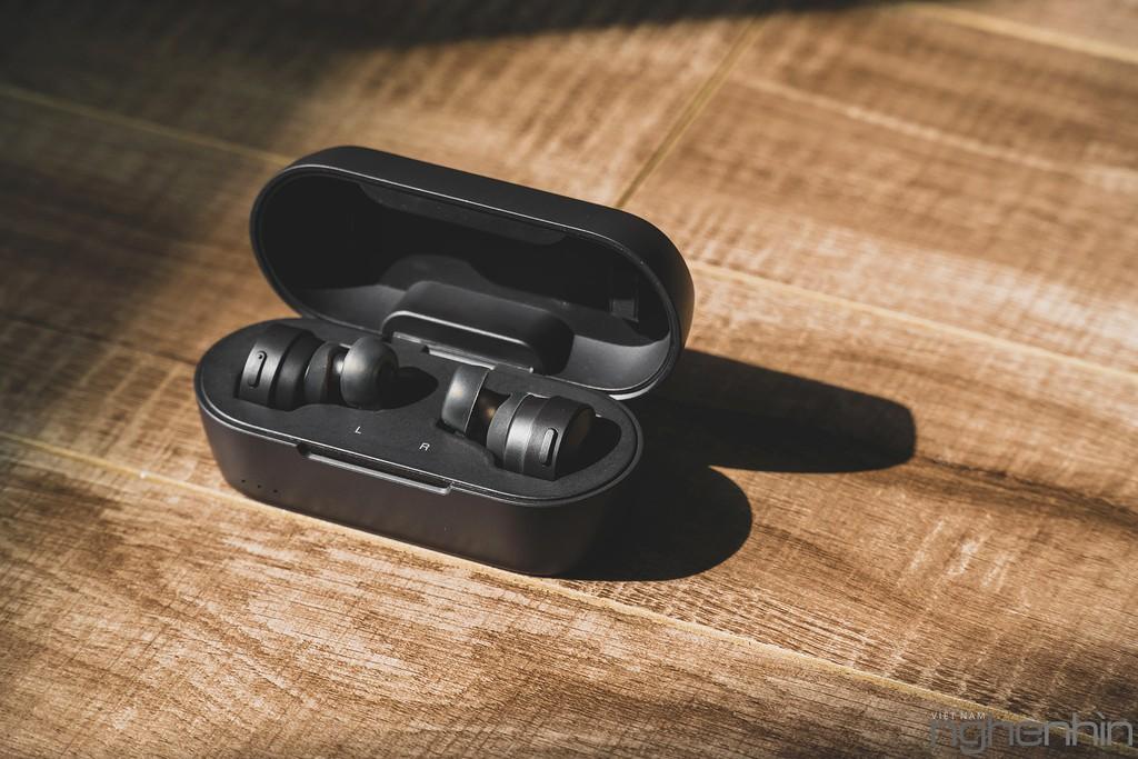 Trải nghiệm cặp tai nghe true wireless mới của Audio-Technica - Năng lượng siêu lực! ảnh 16