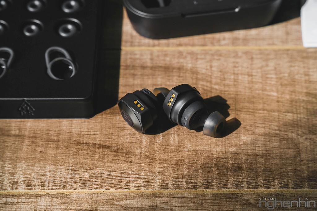 Trải nghiệm cặp tai nghe true wireless mới của Audio-Technica - Năng lượng siêu lực! ảnh 13