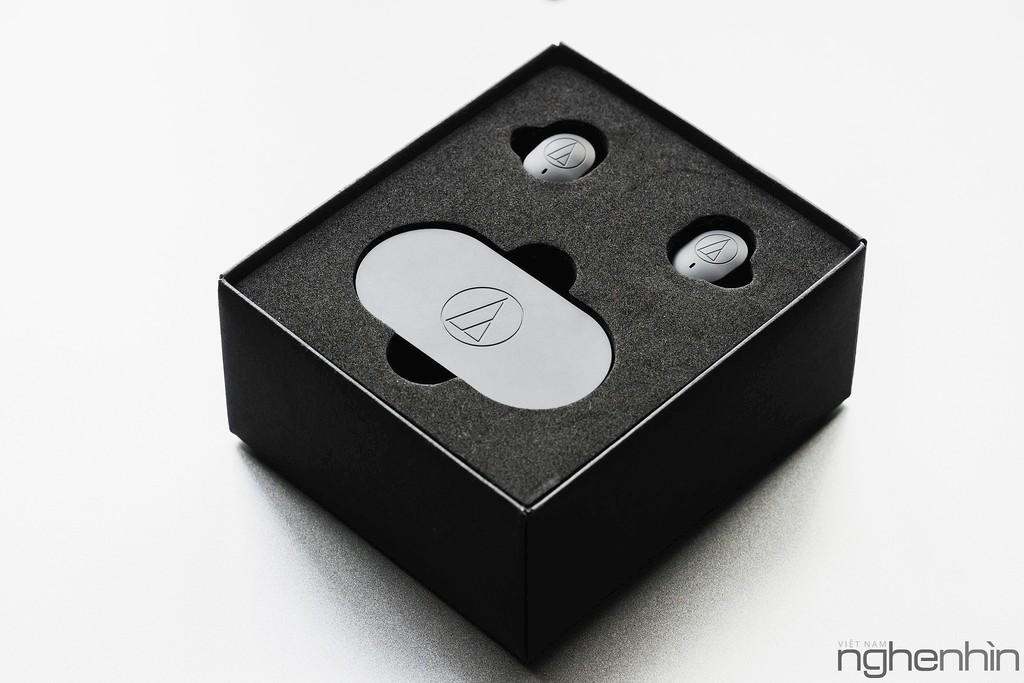 Trải nghiệm cặp tai nghe true wireless mới của Audio-Technica - Năng lượng siêu lực! ảnh 9