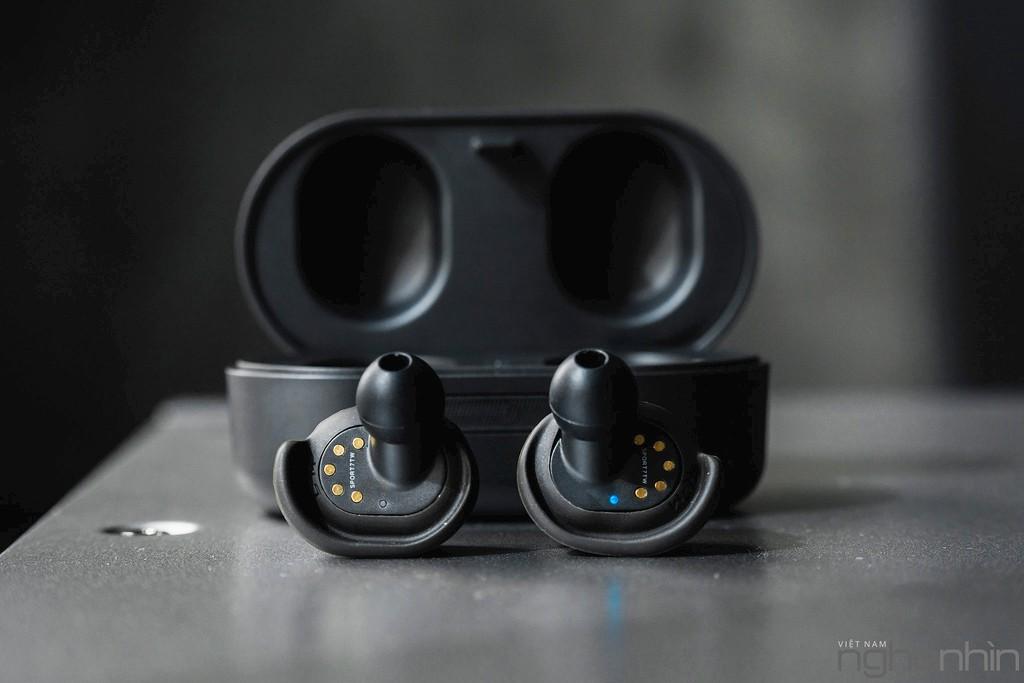 Trải nghiệm cặp tai nghe true wireless mới của Audio-Technica - Năng lượng siêu lực! ảnh 12