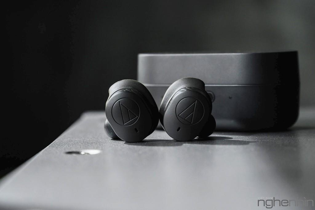 Trải nghiệm cặp tai nghe true wireless mới của Audio-Technica - Năng lượng siêu lực! ảnh 7