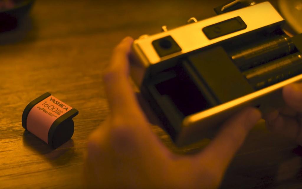 Yashica giới thiệu Y35: máy ảnh số mang linh hồn máy ảnh cơ ảnh 3
