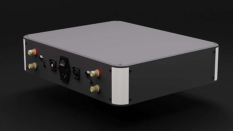 LSA Voyager GAN 200 – Poweramp Class D dùng khuếch đại FET Gallium Nitride ảnh 2