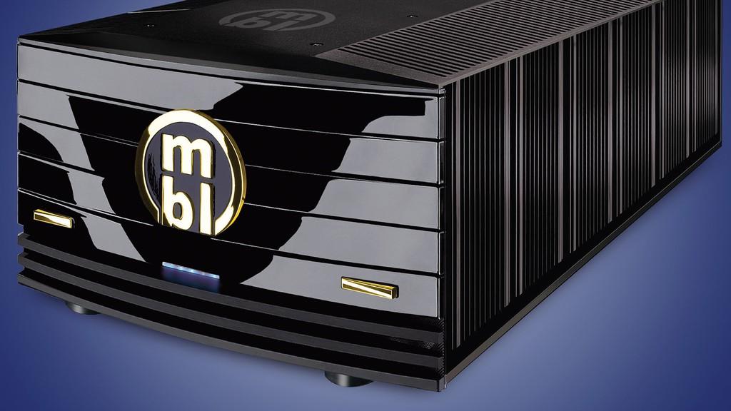 MBL Audio - Tuyệt tác công nghệ xa xỉ của người Đức ảnh 8