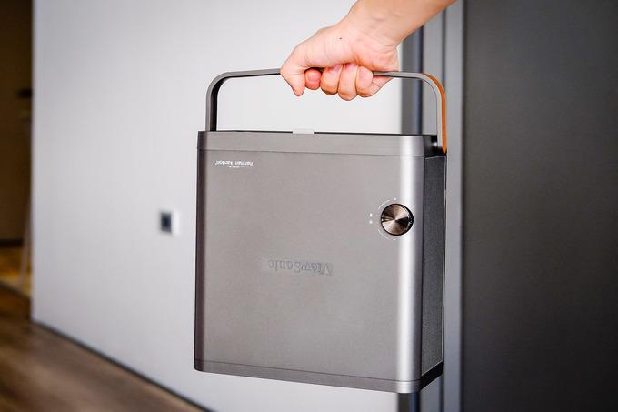 ViewSonic X10-4K: Máy chiếu 4K di động giá 50 triệu đồng