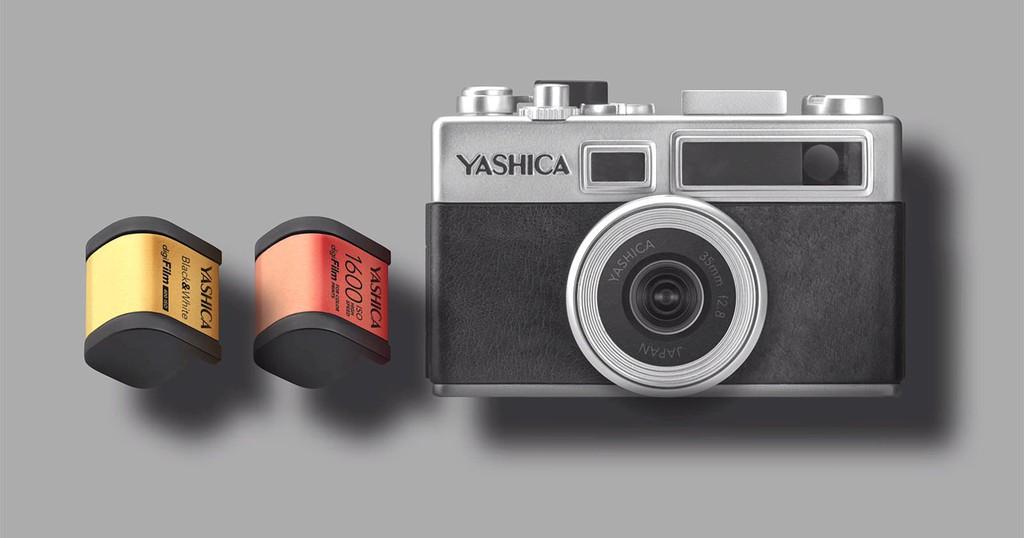 Yashica giới thiệu Y35: máy ảnh số mang linh hồn máy ảnh cơ ảnh 1