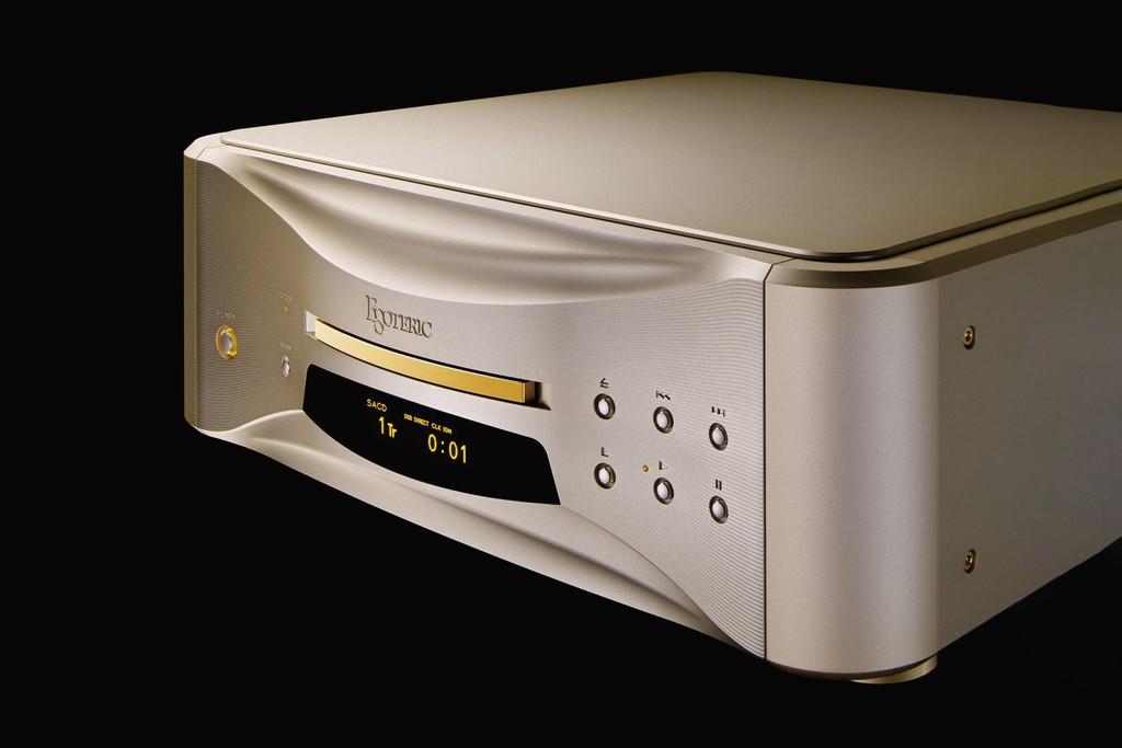 Esoteric Grandioso K1X Gold Edition – Chỉ 50 máy trên toàn thế giới ảnh 2