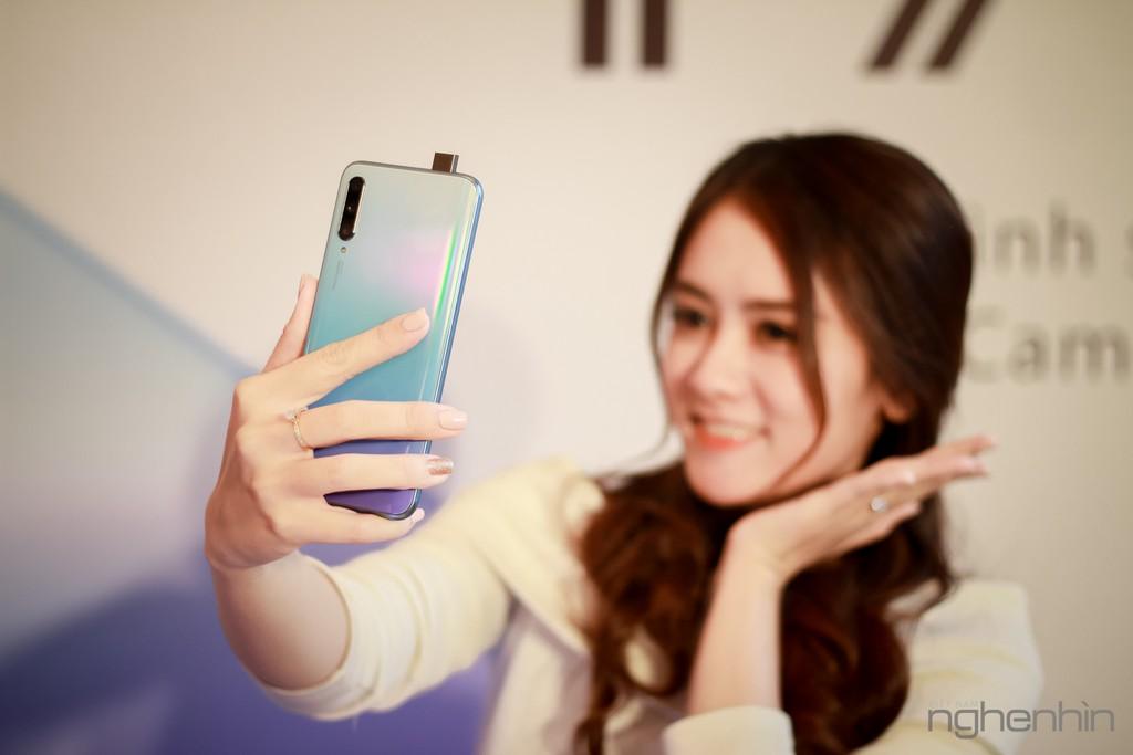 Huawei ra mắt Y9s tại Việt Nam: thiết kế đẹp, 3 camera AI 48MP, giá 6,4 triệu ảnh 3