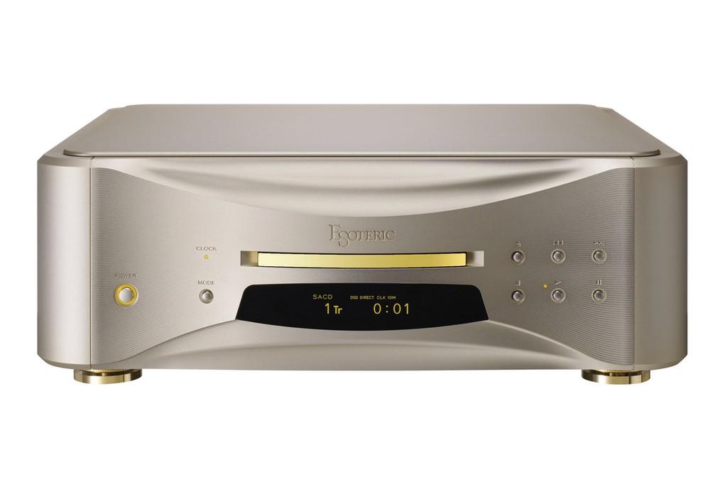 Esoteric Grandioso K1X Gold Edition – Chỉ 50 máy trên toàn thế giới ảnh 3