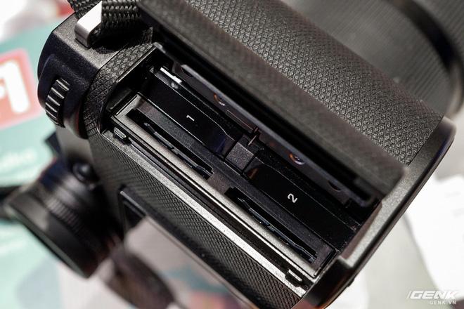 Trên tay máy ảnh không gương lật dành cho 1% dân số Leica SL2: Thiết kế sang, cảm biến 47MP, giá gần 160 triệu đồng - Ảnh 8.