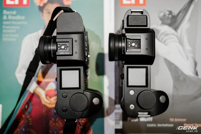 Trên tay máy ảnh không gương lật dành cho 1% dân số Leica SL2: Thiết kế sang, cảm biến 47MP, giá gần 160 triệu đồng - Ảnh 12.