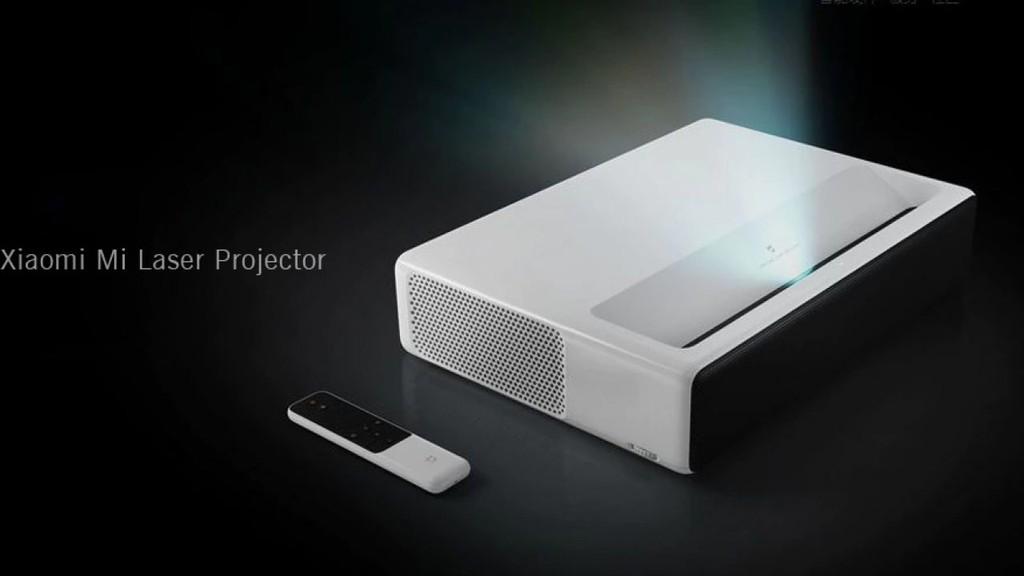 Xiaomi ra mắt máy chiếu Laser Mijia nhỏ gọn, giá 1.280 USD ảnh 1