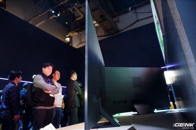 Điểm mặt những sản phẩm công nghệ nghe nhìn ấn tượng của Samsung tại CES 2020 - Ảnh 4.
