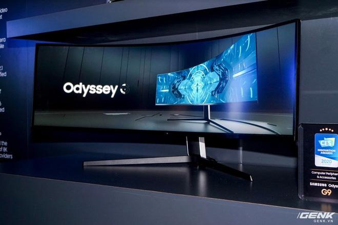 Điểm mặt những sản phẩm công nghệ nghe nhìn ấn tượng của Samsung tại CES 2020 - Ảnh 9.