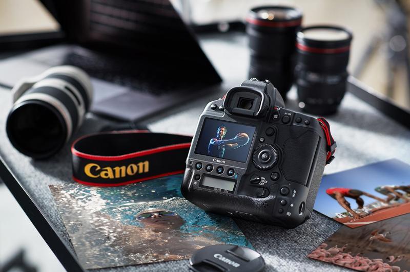 Canon EOS-1D X Mark III: Chiến mã mạnh mẽ cho bất cứ nhiếp ảnh gia