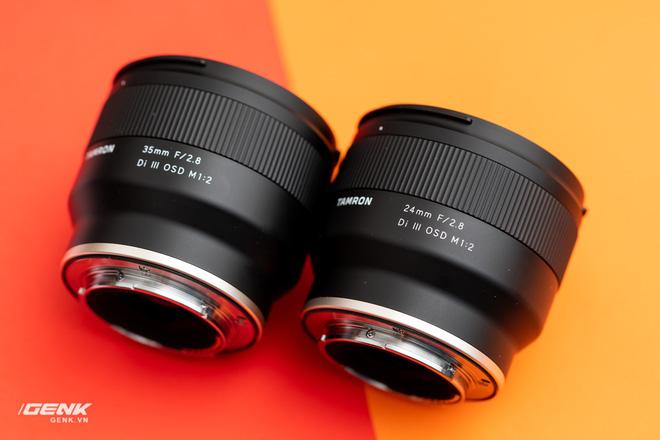 Đánh giá ống kính Tamron 35mm và 24mm III OSD M1:2: Giá rẻ, đa dụng nhưng chưa hoàn hảo - Ảnh 7.