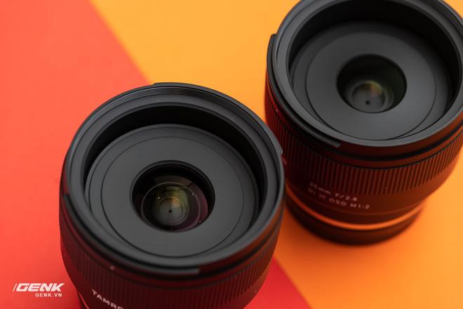 Đánh giá ống kính Tamron 35mm và 24mm III OSD M1:2: Giá rẻ, đa dụng nhưng chưa hoàn hảo - Ảnh 9.