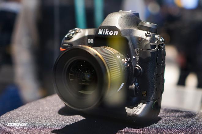 [CES 2020] Trên tay bộ đôi máy ảnh DSLR Nikon D6 và D780 - Ảnh 10.