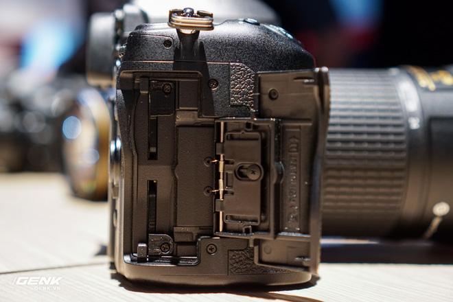 [CES 2020] Trên tay bộ đôi máy ảnh DSLR Nikon D6 và D780 - Ảnh 5.